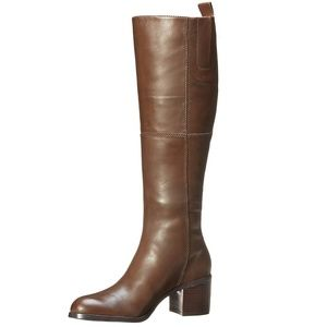 NWT Nine West Olette Riding Boot, Brown